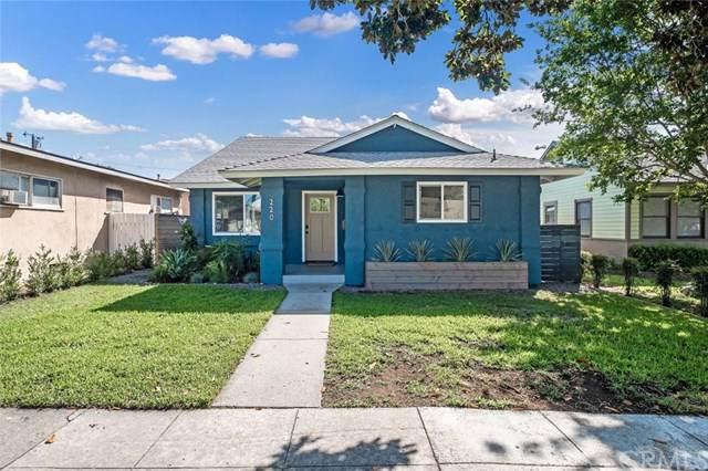 220 S Vista Bonita Avenue, Glendora, CA 91741 (#WS19218622) :: Cal American Realty