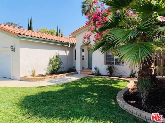 4720 Bellflower Avenue, Toluca Lake, CA 91602 (#19510090) :: The Brad Korb Real Estate Group