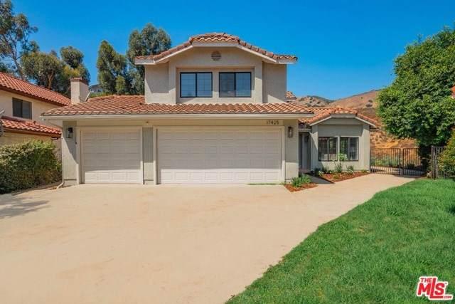 17425 Doric Street, Granada Hills, CA 91344 (#19505760) :: Allison James Estates and Homes