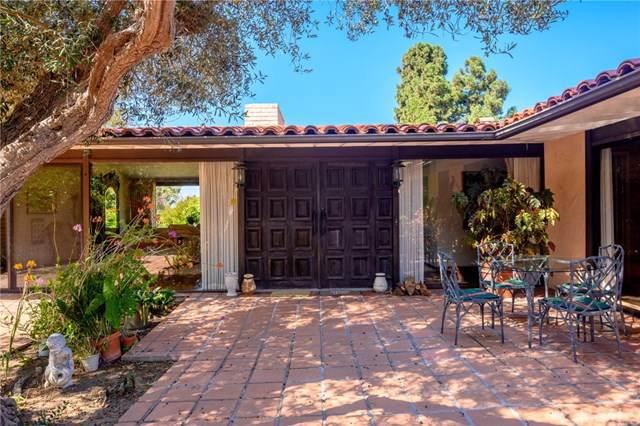 2401 Via Rafael, Palos Verdes Estates, CA 90274 (#PV19219225) :: The Miller Group