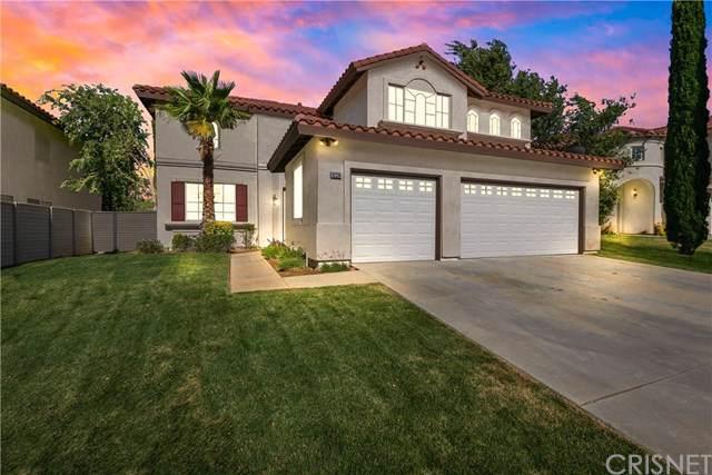 42230 Brittle Bush Drive, Quartz Hill, CA 93536 (#SR19219256) :: Fred Sed Group