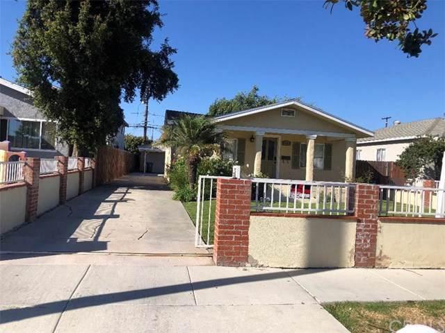 4163 W 161st Street, Lawndale, CA 90260 (#OC19219238) :: Allison James Estates and Homes