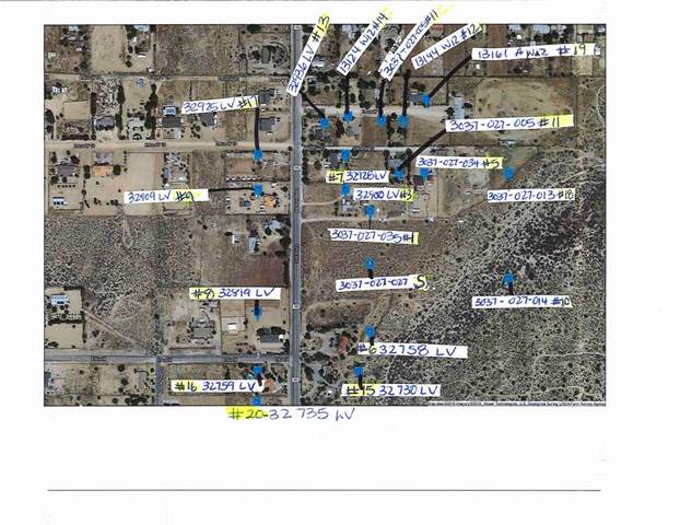 0 Vac/Longview Road Pav /Vic Ave, Pearblossom, CA 93553 (#SR19217556) :: Z Team OC Real Estate