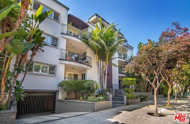 625 N Flores Street #206, West Hollywood, CA 90048 (#19510534) :: Team Tami