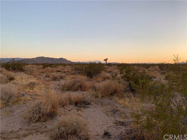 0 Milky Way Avenue, Joshua Tree, CA 92252 (#JT19217604) :: Berkshire Hathaway Home Services California Properties