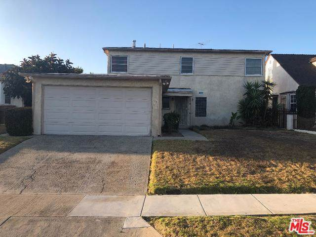 2601 W 102ND Street, Inglewood, CA 90303 (#19510650) :: Fred Sed Group