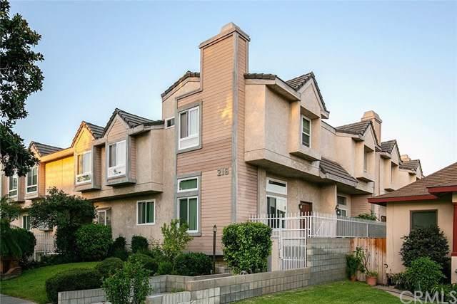 216 S Marengo Avenue C, Alhambra, CA 91801 (#TR19219385) :: Brandon Hobbs Group