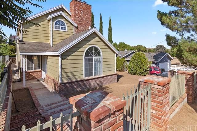 3807 Smith Avenue, Acton, CA 93510 (#SR19218259) :: Fred Sed Group