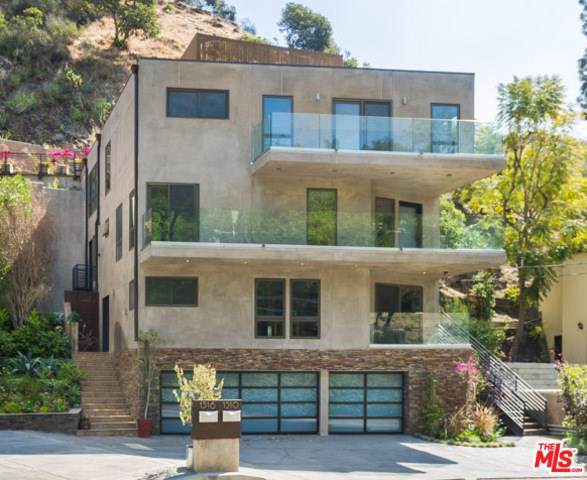1510 N Beverly Glen Boulevard, Los Angeles (City), CA 90077 (#19510654) :: Fred Sed Group