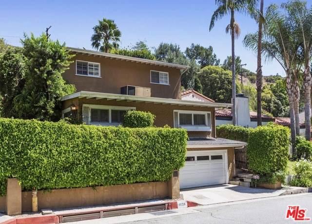1634 N Beverly Drive, Beverly Hills, CA 90210 (#19510608) :: Millman Team