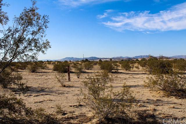 0 Raymond Drive, 29 Palms, CA 92277 (#JT19219503) :: The Costantino Group | Cal American Homes and Realty