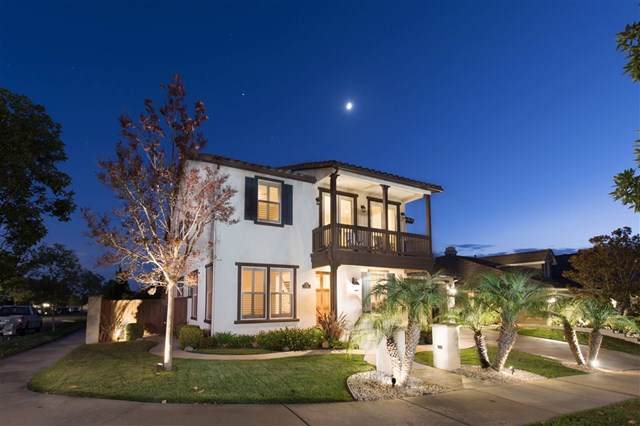 2585 Garden House, Carlsbad, CA 92009 (#190051017) :: Brandon Hobbs Group