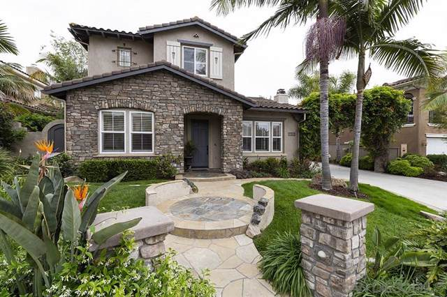 8144 Calle Catalonia, Carlsbad, CA 92009 (#190051029) :: Abola Real Estate Group