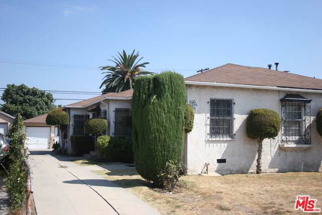 1623 W 83RD Street, Los Angeles (City), CA 90047 (#19508540) :: Allison James Estates and Homes