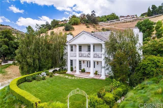 287 Bell Canyon Road, Bell Canyon, CA 91307 (#SR19219257) :: Brandon Hobbs Group