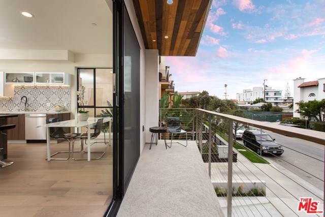 3981 Moore Street #302, Mar Vista, CA 90066 (#19510856) :: Powerhouse Real Estate