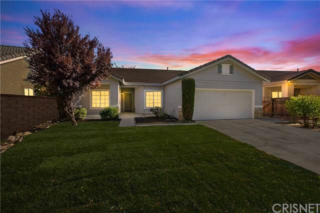 1744 W Holguin Street, Lancaster, CA 93534 (#SR19213705) :: Allison James Estates and Homes