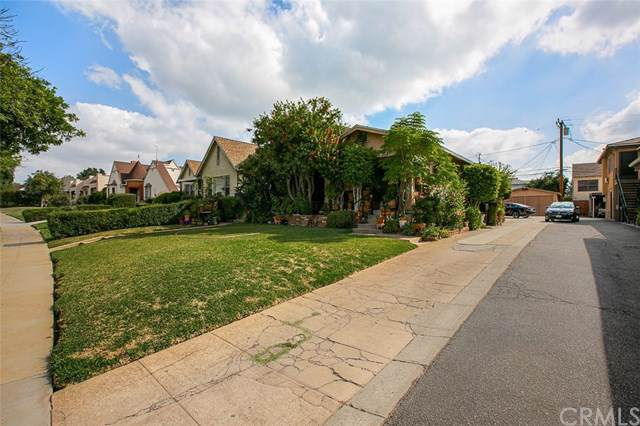 312 N Primrose Avenue, Alhambra, CA 91801 (#AR19219792) :: Brandon Hobbs Group