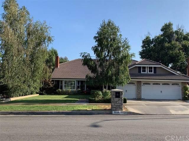1026 W 22nd Street, Upland, CA 91784 (#OC19219809) :: Brandon Hobbs Group