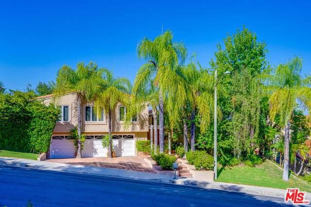 24919 Lorena Drive, Calabasas, CA 91302 (#19509510) :: Brandon Hobbs Group