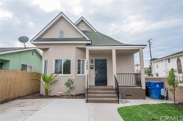1782 W 36th Place, Los Angeles (City), CA 90018 (#DW19219804) :: Brandon Hobbs Group