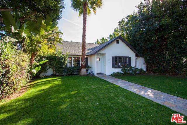 314 N Oakhurst Drive, Beverly Hills, CA 90210 (#19510826) :: RE/MAX Masters