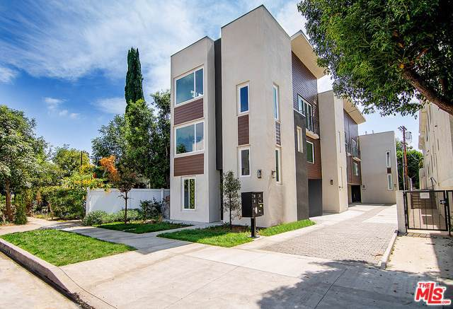 10916 Otsego Street C, North Hollywood, CA 91601 (#19510894) :: RE/MAX Masters