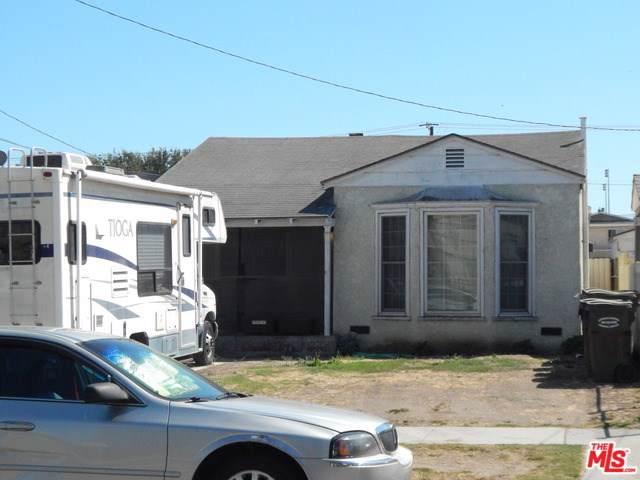 1432 W 105TH Street, Los Angeles (City), CA 90047 (#19510762) :: Allison James Estates and Homes