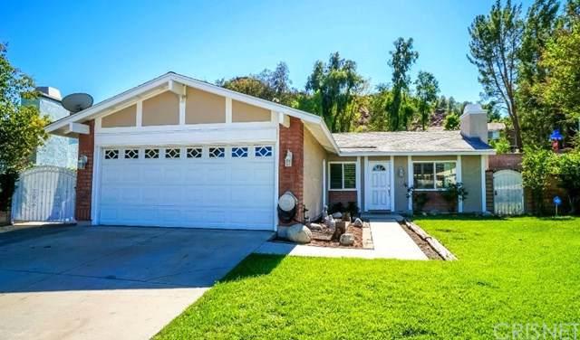 28038 Gold Hill Drive, Castaic, CA 91384 (#SR19219874) :: RE/MAX Masters