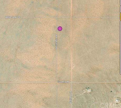 0 Cactus Jack Road, 29 Palms, CA 92277 (#CV19219867) :: The Houston Team | Compass