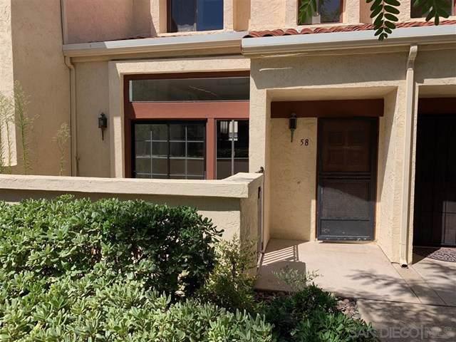 5715 Baltimore Drive #58, La Mesa, CA 91942 (#190051117) :: Steele Canyon Realty