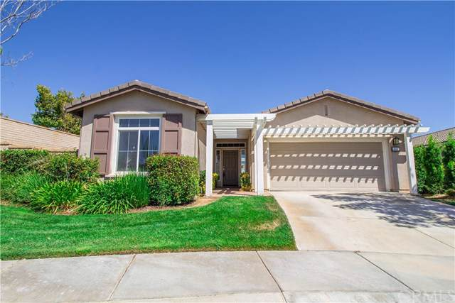 104 Crane, Beaumont, CA 92223 (#SW19219913) :: Team Tami