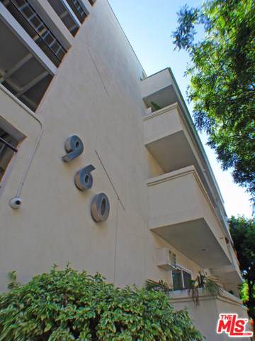 960 Larrabee Street #210, West Hollywood, CA 90069 (#19510750) :: Powerhouse Real Estate