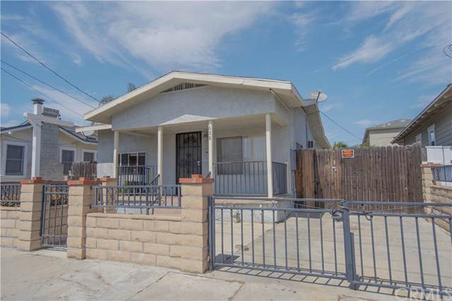 628 W 18th Street, San Pedro, CA 90731 (#SB19215968) :: Keller Williams Realty, LA Harbor