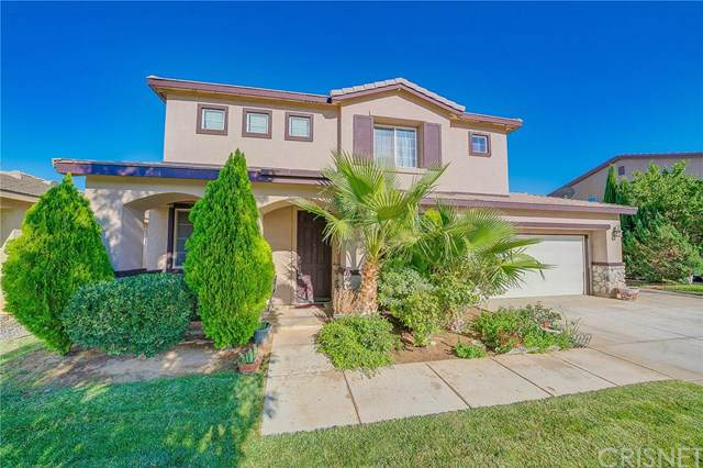 43824 57th Street W, Lancaster, CA 93536 (#SR19211280) :: Keller Williams Realty, LA Harbor