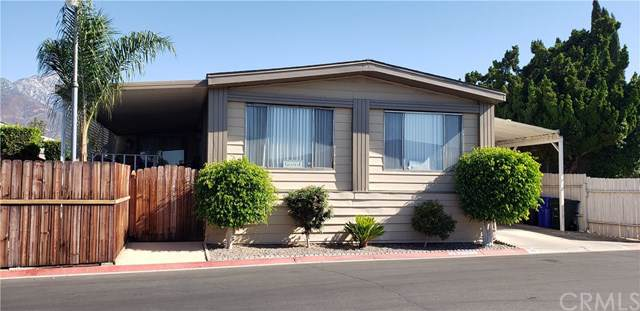 10350 Baseline Road #165, Alta Loma, CA 91701 (#PW19219991) :: Pam Spadafore & Associates