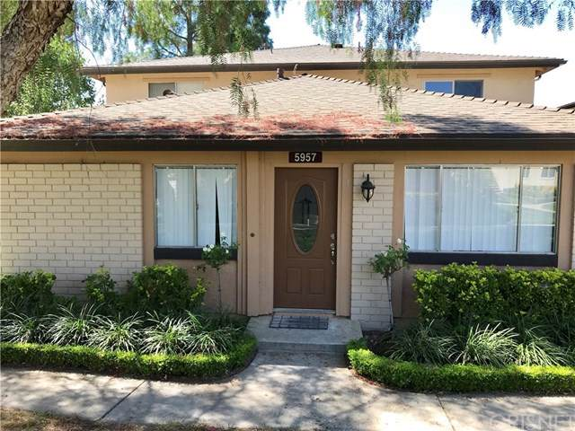 5957 Nelda Street #1, Simi Valley, CA 93063 (#SR19220027) :: RE/MAX Parkside Real Estate