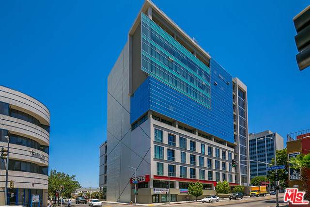 3223 W 6TH Street #603, Los Angeles (City), CA 90020 (#19502092) :: Crudo & Associates