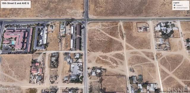 0 Vac/Cor 15th Ste/Ave Q, Palmdale, CA 93550 (#SR19215614) :: RE/MAX Empire Properties
