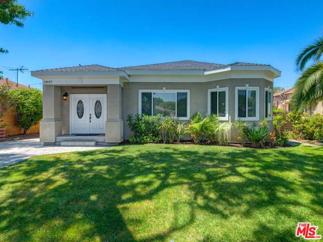 11127 Braddock Drive, Culver City, CA 90230 (#19510204) :: Team Tami