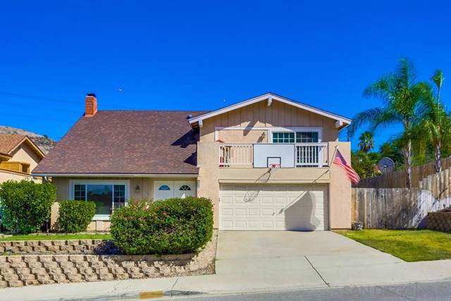 9639 Domino Drive, Lakeside, CA 92040 (#190051202) :: Realty ONE Group Empire