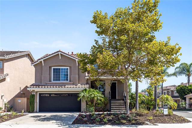 32 Deerborn, Aliso Viejo, CA 92656 (#OC19220193) :: Allison James Estates and Homes