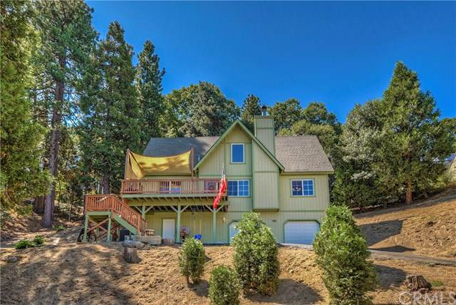 23975 Canyon View Drive, Crestline, CA 92325 (#EV19220070) :: Rogers Realty Group/Berkshire Hathaway HomeServices California Properties