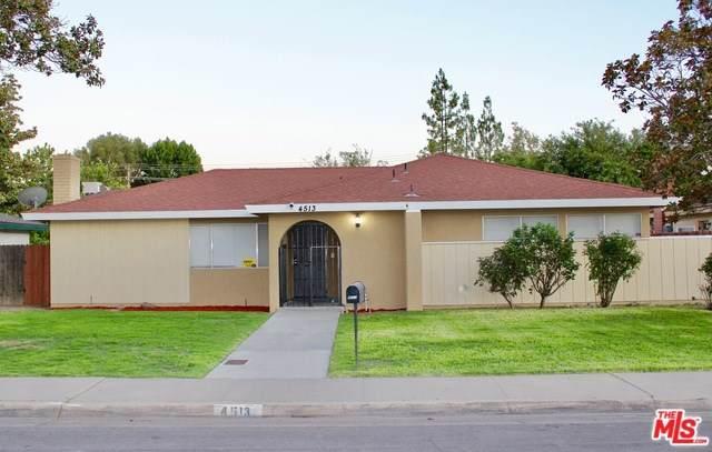 4513 Summer Side Ave., Bakersfield, CA 93309 (#19510990) :: Brandon Hobbs Group