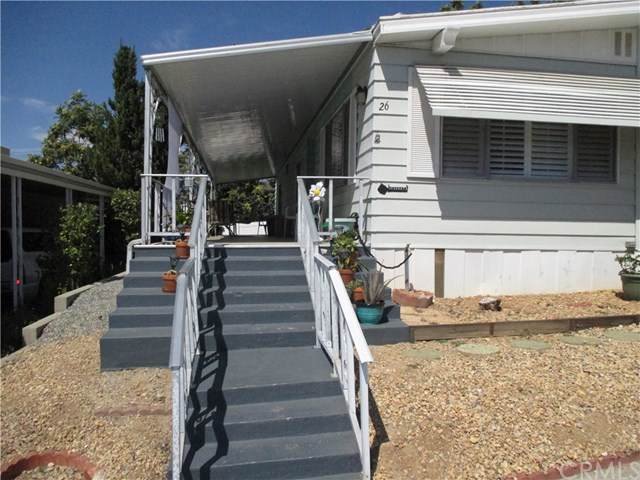 12151 Fremont St. #26, Yucaipa, CA 92399 (#EV19220366) :: The Miller Group