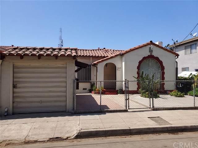 448 Casanova Street, Los Angeles (City), CA 90012 (#CV19220357) :: J1 Realty Group