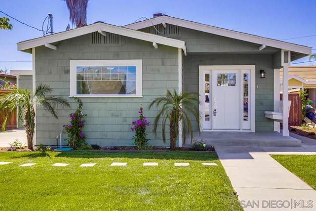 3610 Utah St, San Diego, CA 92104 (#190051252) :: RE/MAX Innovations -The Wilson Group
