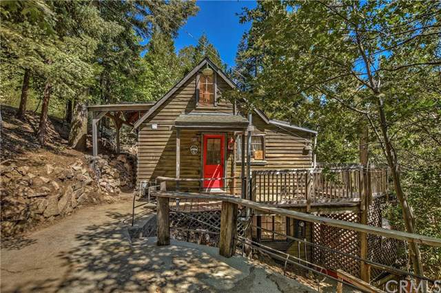 679 Old Toll Road, Twin Peaks, CA 92391 (#EV19220074) :: RE/MAX Empire Properties