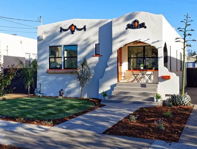 2672 Ritchie Street, Oakland, CA 94605 (#ML81768669) :: Berkshire Hathaway Home Services California Properties