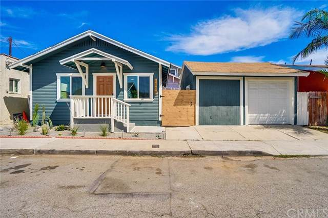 1508 Hile Avenue, Long Beach, CA 90804 (#RS19215787) :: The Miller Group